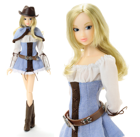 Cowgirl_brond